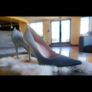 SJP by Sarah Jessica Parker Fawn Glitter High-heel